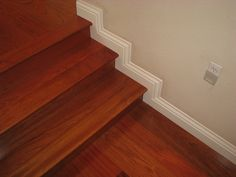 Check Out This Baseboard Installed By Precision Flooring. Do You Notice  These Things When You