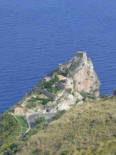 Capo Sant'Alessio.