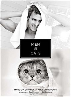 cute cat gifts for men - Men & Cats (The Men And Series) >>> Learn more by visiting the image link. (This is an affiliate link) #CuteCats
