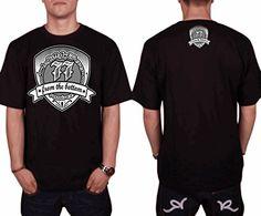 € Herren T Shirt From The Bottom Aufdruck Ramirez Wear Original Kurzarm (XL, Schwarz) Herren T Shirt, The Originals, Mens Tops, How To Wear, Outfits, Fashion, Moda, Suits, Fashion Styles