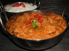 Sri Lankan Curry (Pork)