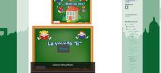 """La classe de français: Prononciation de """"E"""" muet. Présentation audio et exercice d'application"""