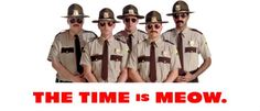 The Super Troopers 2 release date has been set only a day into raising funds for the film via crowdfunding website Indiegogo. The creators have even provided a Super Troopers 2 trailer video in order . Super Troopers Quotes, Super Troopers 2, Broken Lizard, Outdoor Movie Party, Release Date, 2 Set, Good Movies, Life Lessons, Comedy