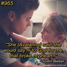Aww #ANGEL #AVALANNA  Check out Melody Bieber's board of JB for mooore! #BELIEBER