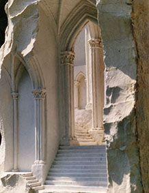 "Matthew Simmonds ""Gothic stone"""