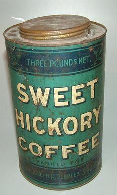 Sweet Hickory Coffee
