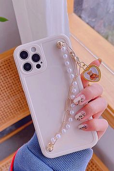 Kawaii Phone Case, Girly Phone Cases, Cool Iphone Cases, Diy Phone Case, Iphone Phone Cases, Iphone 8, Iphone 6s Plus, Aesthetic Phone Case, Cute Keychain