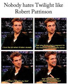 I don't like twilight, but this is so funny!