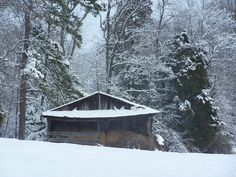 Papaw's barn