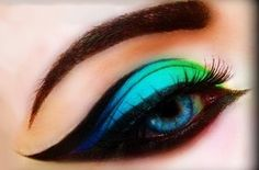 How to Do Dramatic Eye Makeup