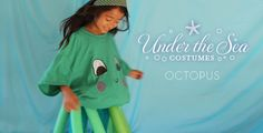 Octopus Costume for Kids (Under-the-Sea Series) | Alpha Mom