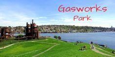 Gasworks Park #Seattle #Washington
