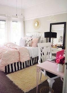 55 Beautiful Bedroom Decor Ideas For S Age Bedroomdecor Pink
