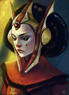 Queen Amidala Star Wars