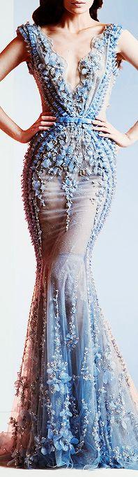 Ziad Nakad Haute Couture Spring/Summer 2014 jaglady #HauteCouture