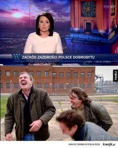 No to niezła beka xD - Ministerstwo śmiesznych obrazków Wtf Funny, Funny Memes, Hahaha Hahaha, Weekend Humor, Political Memes, Keep Smiling, Good Mood, Some Fun, Poland