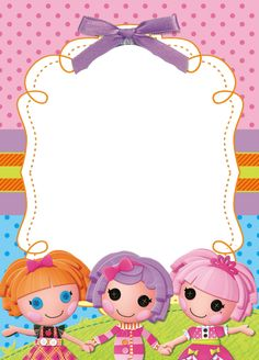 lalaloopsy - Google Search Lalaloopsy, Birthday Party Themes, Birthday Invitations, Envelopes, Birthday Clipart, Diy For Girls, Kids Christmas, Scrapbook, Kids Playing