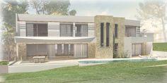 PMP Prêt-à-porter casas project - La Pitiüsa, Ibiza