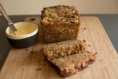A Breakfast Apple Bran Loaf SK x BA // Epicurious.com