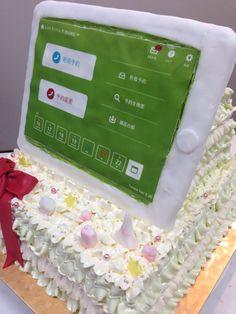 トレタさんお引越しパーティケーキ Cake, Desserts, Food, Tailgate Desserts, Deserts, Food Cakes, Eten, Cakes, Postres