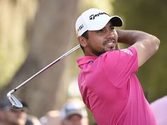 (Photo: John David Mercer-USA TODAY Sports) Jason Day hits his tee shot on the 12th hole during the final round of the 2016 Players Championship at TPC Sawgrass - Stadium Course.