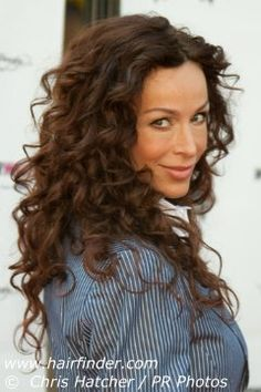 who says perms are out of style! totally getting a body perm for our trip or summer! cannot wait! :)