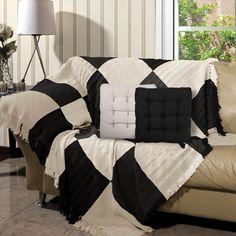manta de sofá em chinili - Pesquisa Google