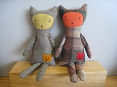 Take Heart: handmade cuties...