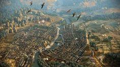 The city of Balmora, Vvardenfell (Elder Scrolls III: Morrowind)