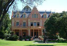 Villa Ocampo: casa de veraneo de la familia Ocampo. Elortondo 1837.