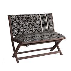 jacquard bench