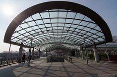 Haltestelle Westfalenhallen, Dortmund