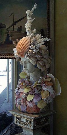 Seashell Artwork | Christa's South Seashells: Sculpture