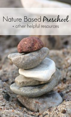 A few of my favorite resources to add to your homeschool room. Some see how we are doing a nature based homeschool preschool program along with some other simple additions. | homeschool inspiration | homeschool organization | preschool activities | preschool ideas