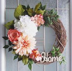 60 Best DIY Summer Wreaths - Prudent Penny Pincher