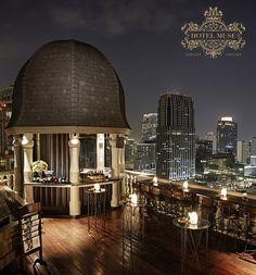Hotel Muse Bangkok Langsuan, MGallery #bangkok #hotel #accorcityguide