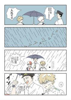 TodoBaku / BakuTodo / Todoroki Shouto / Bakugou Katsuki / Boku no hero académia 3/6