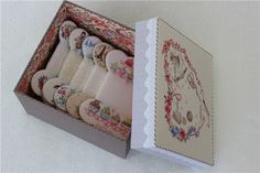 """Милые сердцу штучки: """"Элегантные бобинки и лавандовые саше от Тарам"""""""