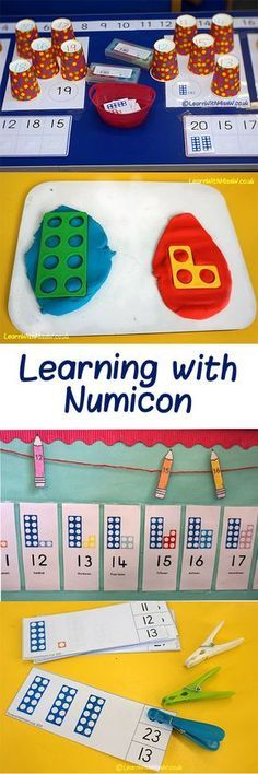 Numicon is my favourite maths resource for learning about and visualising numbers. So versatile, have a look at all the things you can do! Learning Support, Learning Apps, Play Based Learning, Project Based Learning, Early Learning, Teaching Numbers, Teaching Math, Teaching Ideas, Numicon Activities
