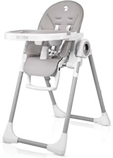 Chaise Haute Bebe Evolutive Pliable 5 Positions In 2020 High Chair Baby Strollers Kids Safe