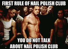 Funny Meme Nails : Someecards.com you know youre a nail polish addict when you always