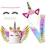 Prices may vary according to size and color selected Top of Page Unicorn Day, Real Unicorn, Unicorn Cake Decorations, Unicorn Store, Cake Decorating, Rainbow, Christmas Ornaments, Holiday Decor, Birthday