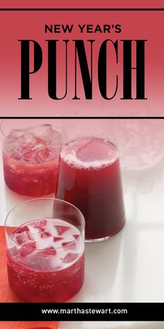 Choose from our best holiday punch recipes, including Blood-Orange Punch, Sparkling Shiraz Punch, Lemon Drop Champagne Punch, and Mulled White-Wine Sangria.