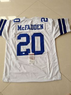 darren mcfadden signed dallas cowboys  autographed  NFL jersey jsa from   9.99 611822fa0