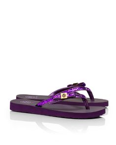 Tory Burch Carey Flip Flop