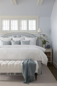 Sometimes it just works better! Breaking Design Rules: Placing a Bed Under Windows