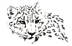 snow leopard by newwoodland on DeviantArt