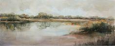 Doñanas swamp / Marisma de Doñana - Watercolour / Acuarela