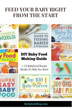 21 best vegan pregnancy library images on pinterest vegan your diy babyfood making guide 12 book to help you get started forumfinder Choice Image