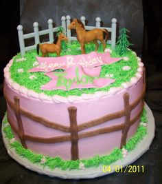 Crystal's Custom Confections - Childrens Birthday 2